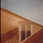 130cmx130cm, huile sur toile, 1986