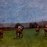 81cmx60cm, huile sur toile, 1988