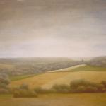 81cmx54cm, huile sur toile, 1993