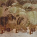 80cmx80cm, huile sur toile, 1991