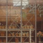 146cmx114cm, huile sur toile, 1990