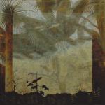 80cmx80cm, huile sur toile, 1990