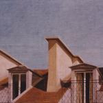 100cmx73cm, huile sur toile, 1986