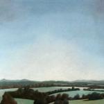 92cmx73cm, huile sur toile, 1997