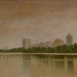 60cmx30cm, huile sur toile, 1996