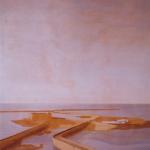 87cmx74cm, huile sur toile, 1995