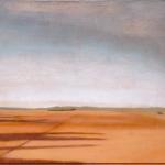 80cmx40cm, huile sur toile, 1995