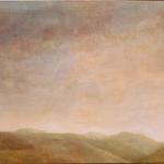 100cmx50cm, huile sur toile, 1994
