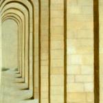 Roma, 100cmx65cm, huile sur toile, 2000