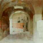 Roma, 146cmx114cm, huile sur toile, 2000