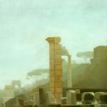 Roma, 146cmx97cm, huile sur toile, 2000