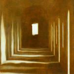 Roma, 50cmx40cm, huile sur toile, 2000