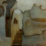 Roma, 100cmx80cm, huile sur toile, 1999