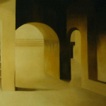 Roma, 200cmx150cm, huile sur toile, 1999