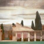 Roma, 150cmx100cm, huile sur toile, 1999