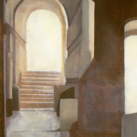 Roma, 130cmx97cm, huile sur toile, 1999