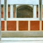 Roma, 117cmx47cm, huile sur toile, 1999