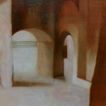 Roma, 50cmx40cm, huile sur toile, 1999