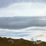 Roma, 200cmx100cm, huile sur toile, 1999