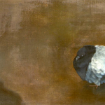 Roma, 67cmx35cm, huile sur toile, 1999