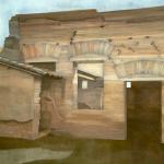 Roma, 100cmx100cm, huile sur toile, 1998