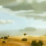 130cmx97cm, huile sur toile, 2002
