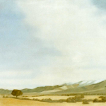 Buitrago, 130cmx89cm, huile sur toile, 2002