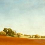 100cmx50cm, huile sur toile, 2002