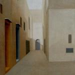 Paysages du Maroc , 100cmx65cm, huile sur toile, 2004