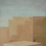 Essaouira, 50cmx50cm, huile sur toile, 2003