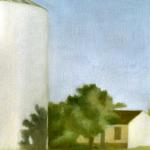 Abrantes, 27cmx22cm, huile sur toile, 2004