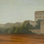 Abrantes, 61cmx38cm, huile sur toile, 2004