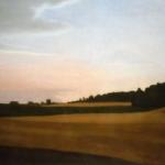 Paysages, 130cmx89cm, huile sur toile, 2006
