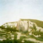Paysages, 80cmx80cm, huile sur toile, 2006