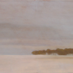 Paysages, 80cmx40cm, huile sur toile, 2007
