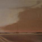 Paysages, 40cmx20cm, huile sur toile, 2007