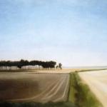 Paysages, 130cmx89cm, huile sur toile, 2007