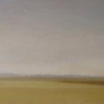Paysages, 90cmx30cm, huile sur toile, 2007
