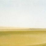 Paysages, 150cmx50cm, huile sur toile, 2007