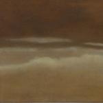 Ciel de Paris, 60cmx20cm, huile sur toile, 2009