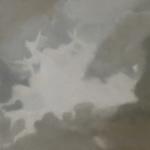 Ciel de Paris, 30cmx40cm, huile sur toile, 2010