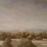 Paysages, 40cmx30cm, huile sur toile, 2006