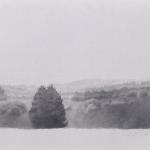70cmx50cm, fusain et mine de plomb sur papier, 2004