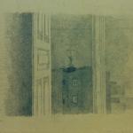 31,5cmx20cm, mine de plomb sur carton, 1997