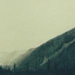 46cmx22cm, fusain et mine de plomb sur papier, 1997