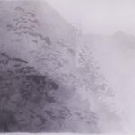 100cmx70cm, fusain et mine de plomb sur papier, 2004