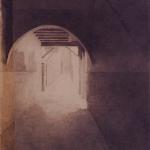 Marrakech, 38cmx46cm, mine de plomb et fusain sur carton, 2004