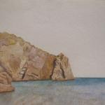 50cmX36cm, crayon de couleur, 2011