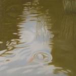 40cmX40cm, huile sur toile, 2007