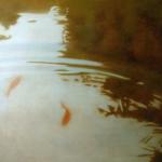 50cmx50cm, huile sur toile, 2007